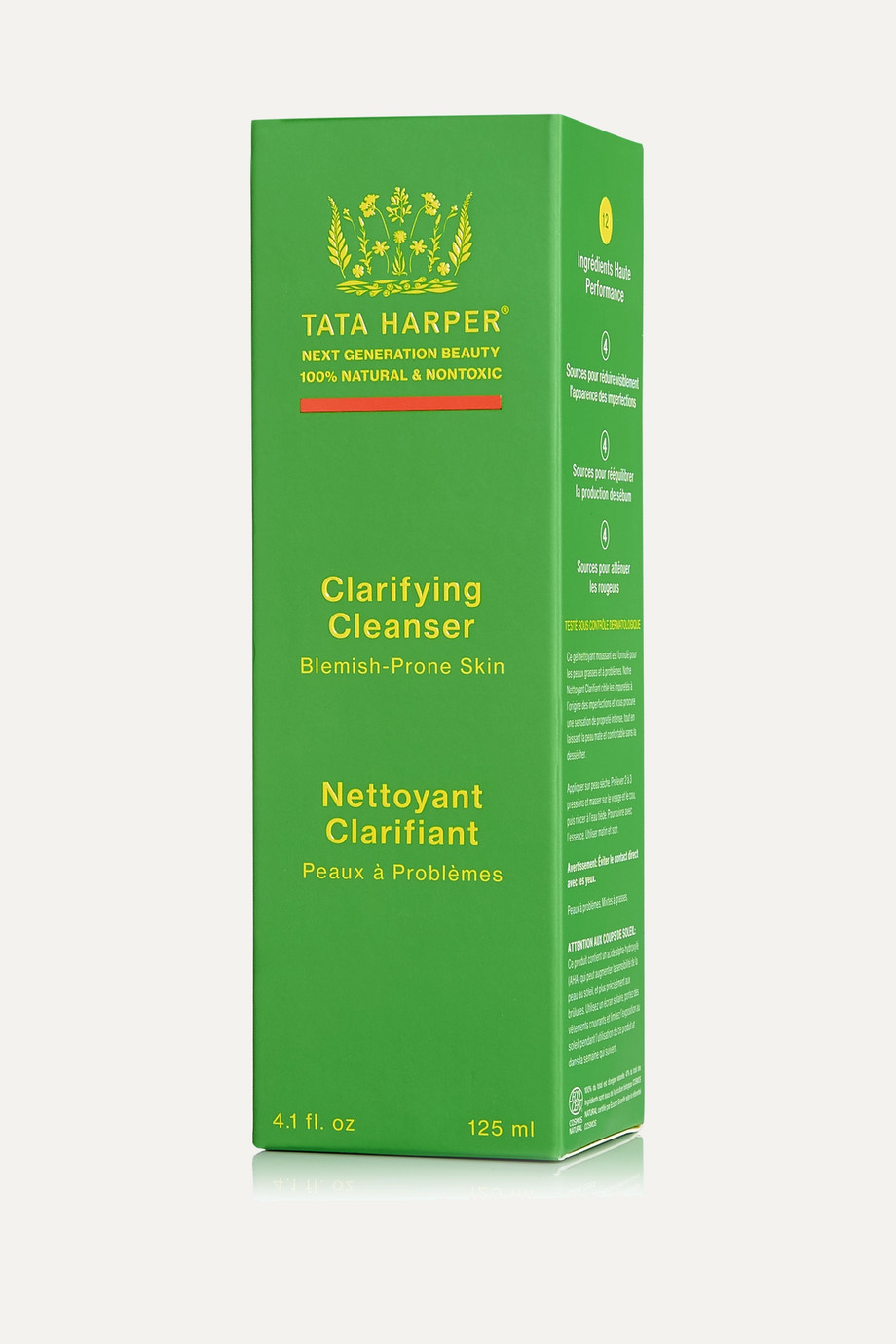 Tata Harper + NET SUSTAIN Clarifying Cleanser, 125ml