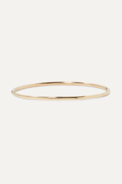 Stone and Strand Ultra Fine 14-karat Gold Ring 6JIdu6