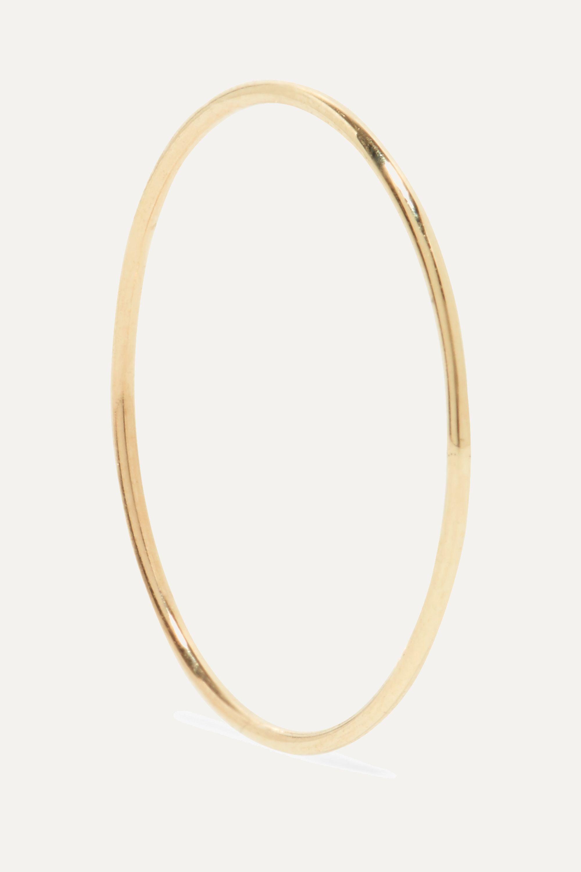 STONE AND STRAND Ultra Fine Ring aus 14 Karat Gold