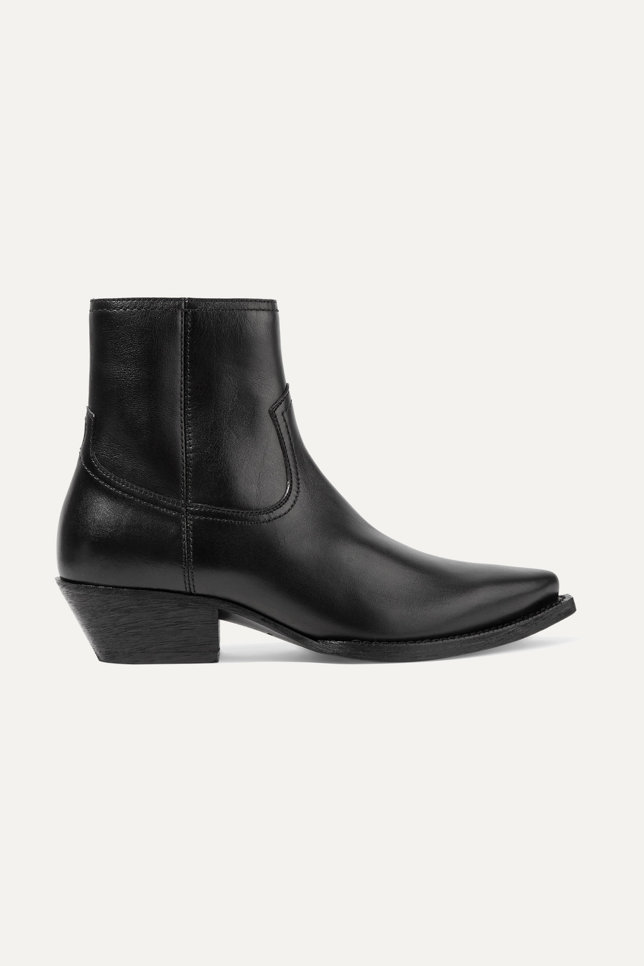 Lukas leather ankle boots