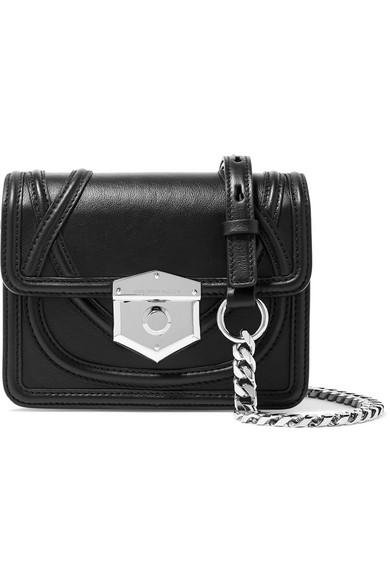 Alexander McQueen. Wicca leather shoulder bag 07a3421e6861f
