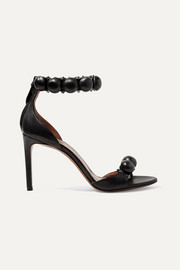 Bombe 90 studded leather sandals
