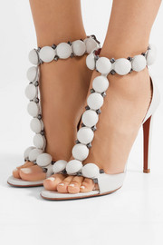 Bombe 110 studded leather sandals