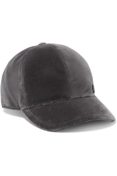 974474582 Velvet baseball cap