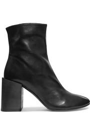 아크네 스튜디오 사울 가죽 앵클 부츠 Acne Studios Saul leather ankle boots