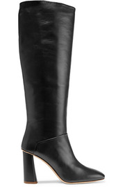 Acne Studios Leather knee boots