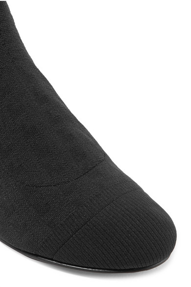 17ac064a583 Acne Studios. Ribbed-knit sock boots.  420. Zoom In
