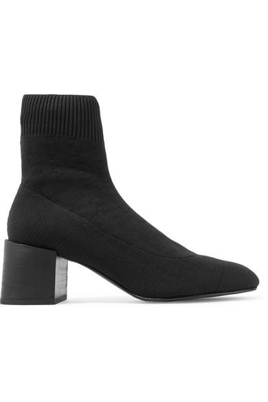 f4edc007a08 Acne Studios. Ribbed-knit sock boots