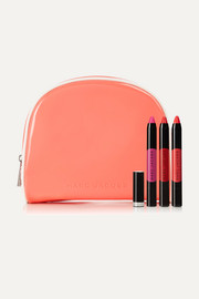 Somewhere, Anywhere Le Marc Liquid Lip Crayon Collection – Lippenstiftset