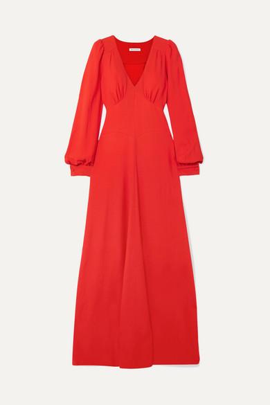 BELLA FREUD NOVA CREPE MAXI DRESS