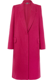 Alexander McQueen Wool and cashmere-blend coat