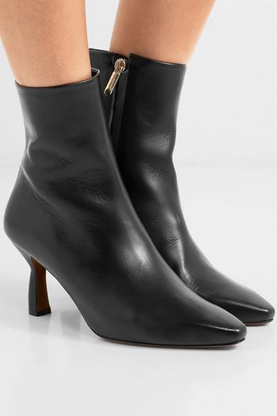 Neous | Ankle Sieve Ankle | Boots aus Leder 37ba2c