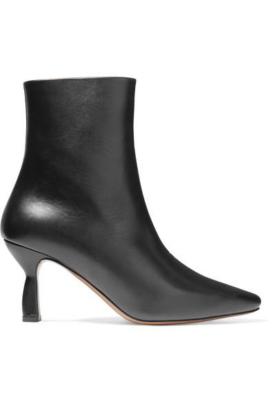 Neous | Leder Sieve Ankle Boots aus Leder | 73de8b