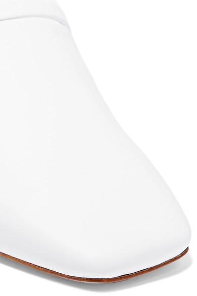 Neous | | Neous Acan Mules aus Leder 424154