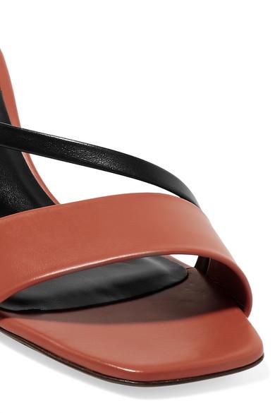 Neous   Gia Mules zweifarbige Mules Gia aus Leder b101c3