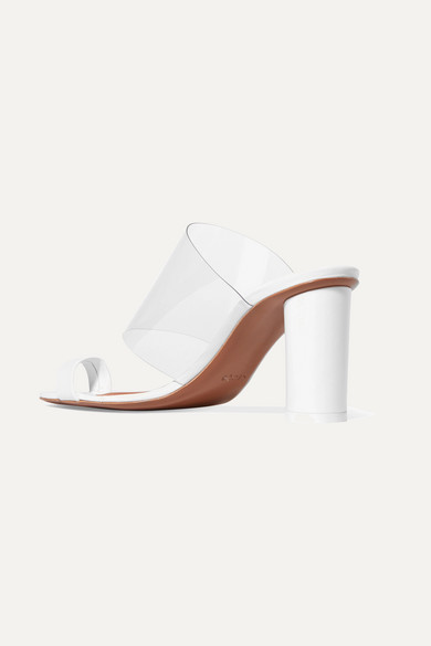 Neous | Chost Leder Sandalen aus Leder Chost und Perspex® f6baa5