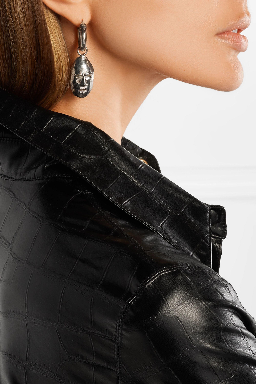 Ellery Morisco silver-plated earrings