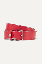 Alaïa Studded leather belt
