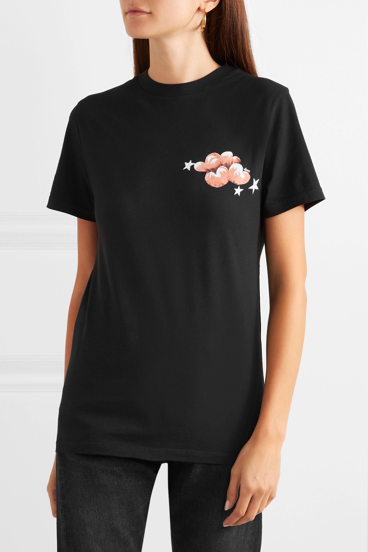 Loewe Printed cotton-jersey T-shirt