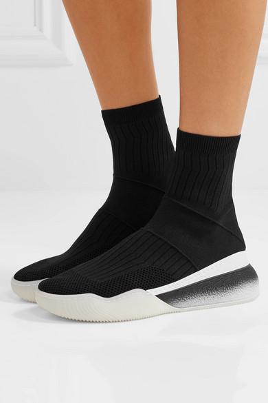 Stella Stretch-Strick McCartney | Sneakers aus Stretch-Strick Stella 8c261f
