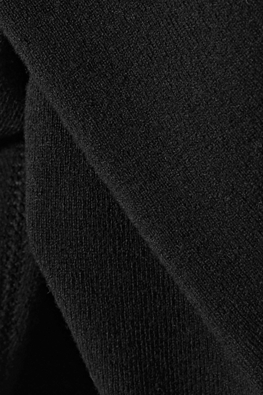 Alaïa Legging en laine mélangée stretch
