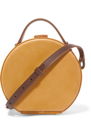 Tunilla mini leather shoulder bag