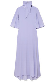 Ellery Marrakesh crepe de chine midi dress