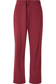 Kool Aid Manstyle pleated crepe pants