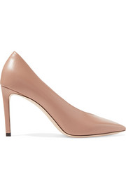 Jimmy Choo Sophia 85 Pumps aus Leder