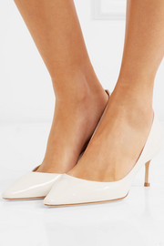 Romy 60 patent-leather pumps
