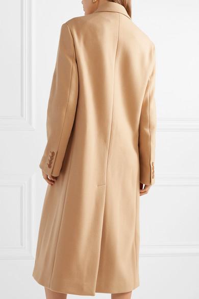 5022b3c27717 Stella McCartney | Wool-twill coat | NET-A-PORTER.COM