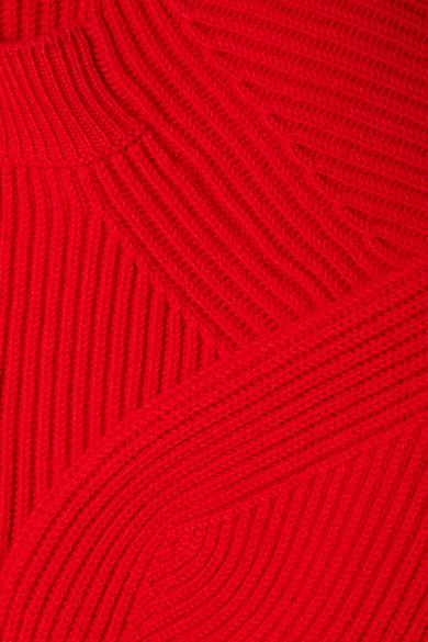 Stella Mccartney Knits Oversized ribbed wool sweater