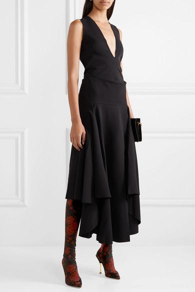 Dolce & | Gabbana | & Overknees aus Stretch-Jacquard 727e00