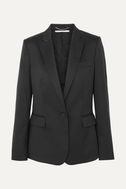 Ingrid wool blazer