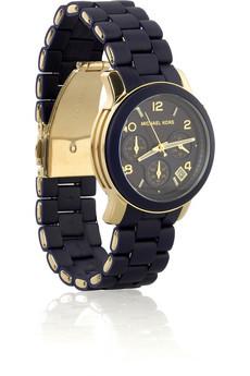 Michael KorsMidsized chronograph watch