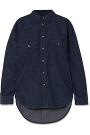 The Classic denim shirt