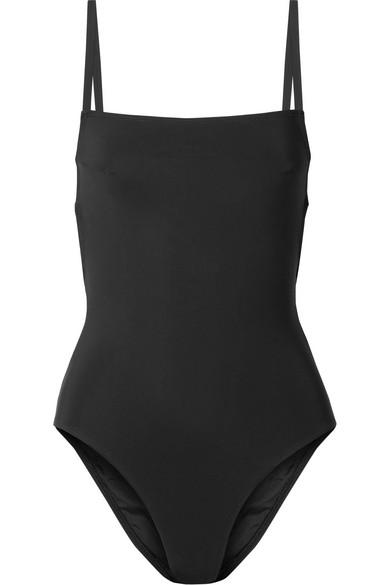 WARD WHILLAS Bentley Swimsuit in Black