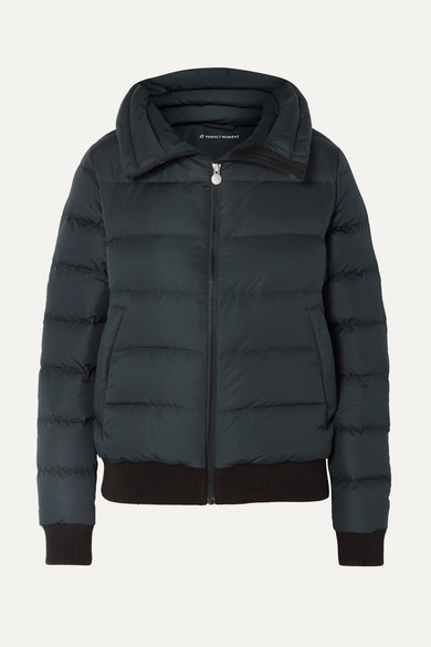 Perfect Moment SUPER STAR QUILTED DOWN SKI JACKET