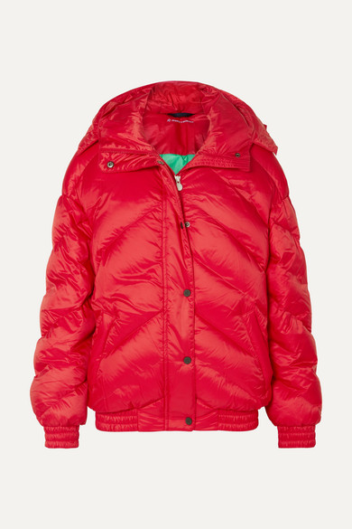 5d7bb1466c2f Perfect Moment. Oversized quilted jacket