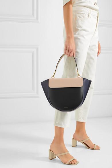 6f5f670945 Hortensia medium color-block leather shoulder bag
