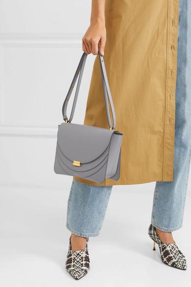 Luna Leather Shoulder Bag by Wandler