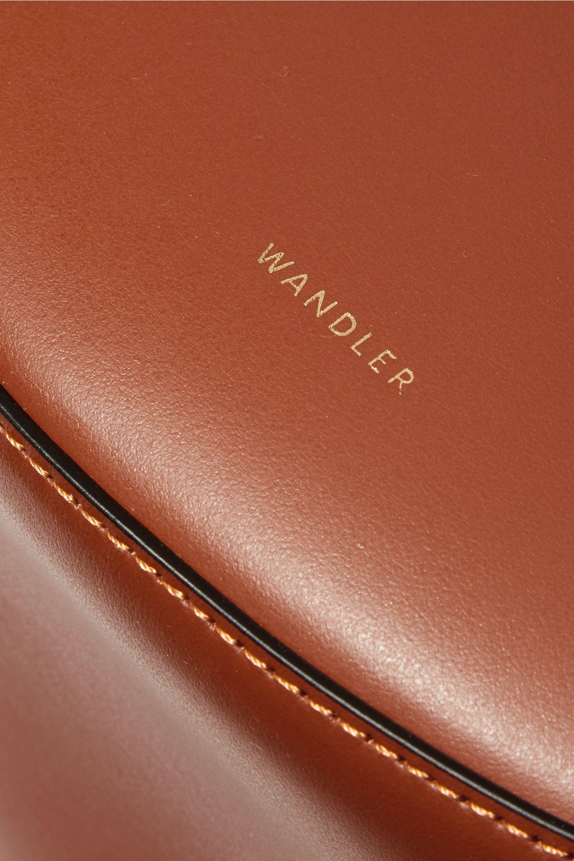 Wandler Mia medium leather tote