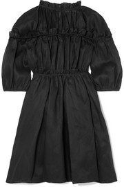 Cecilie Bahnsen Carmen ruffled cotton-organza dress