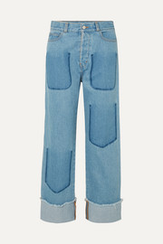 JW Anderson Faded jeans