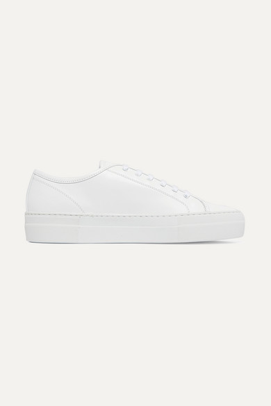 Common | Projects | Common Tournament Sneakers aus Leder 8e5ed8