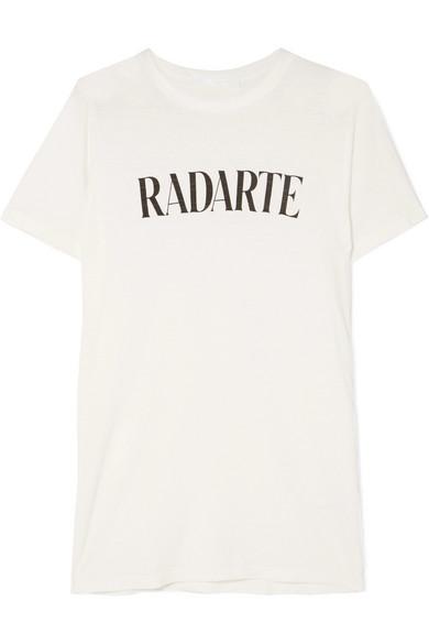 Rodarte/Radarte White Tee