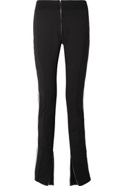 TRE Melanie striped stretch wool-blend skinny pants