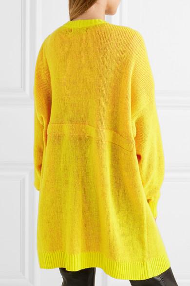 a7948e7c30 TRE by Natalie Ratabesi. Miki oversized cashmere cardigan. £1
