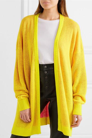 a739e33039 TRE by Natalie Ratabesi. Miki oversized cashmere cardigan