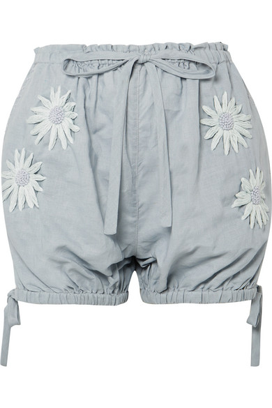 The Night Garden Bloomers, Grey